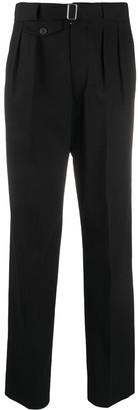 Maison Margiela High Waist Belted Trousers