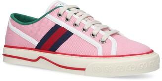 Gucci Tennis 1977 Vulcanised Low-Top Sneakers