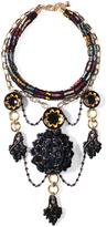 Lulu Frost Josephine Collage Necklace