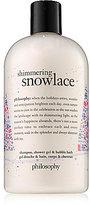 philosophy Shimmering Snowlace Shampoo, Shower Gel & Bubble Bath