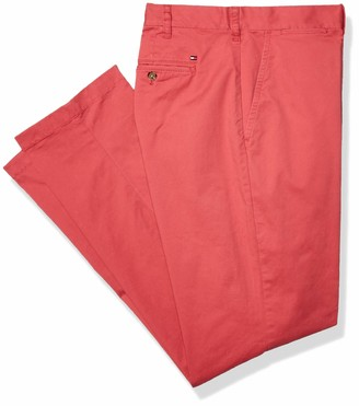 Tommy Hilfiger Men's Stretch Chino Pants in Custom Fit