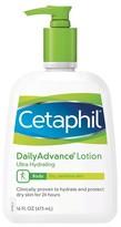 Cetaphil DailyAdvance Ultra Hydrating Lotion 16 oz