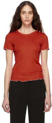 Rag & Bone Red Sonny T-Shirt