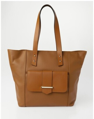 Trent Nathan Emilia Double Handle Tote Bag
