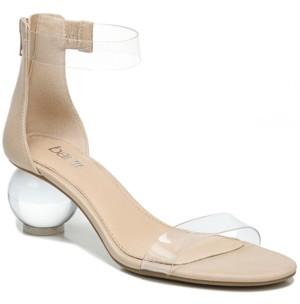 Bar III Cheryyl Ball-Heel Sandals, Created for Macy's Women's Shoes