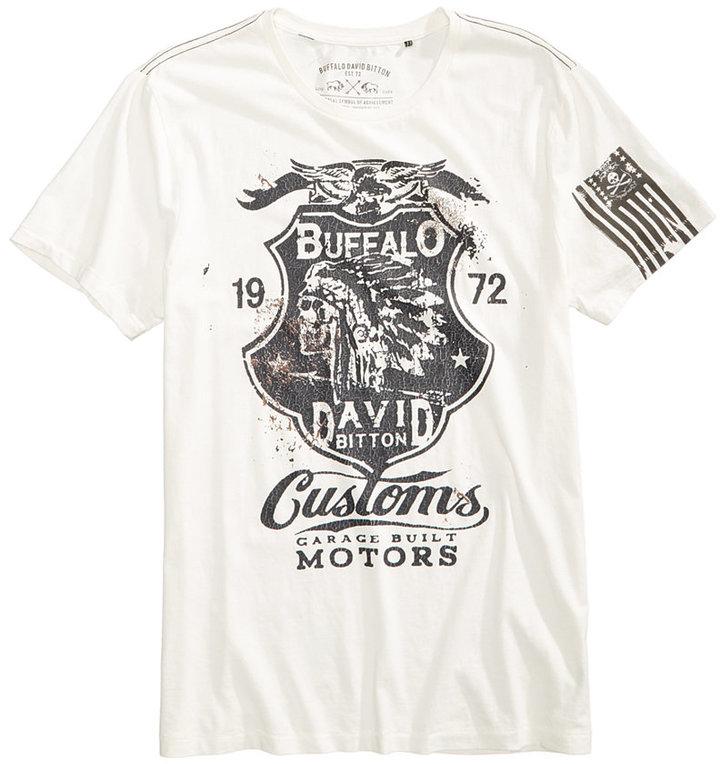 Buffalo David Bitton Men's Toiton T-Shirt