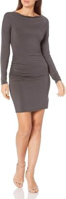 LAmade Women's Sheena Dress Deep Sea XS