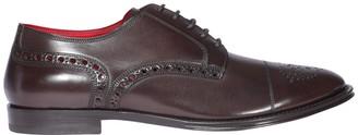 Dolce & Gabbana Derby Brogue Shoes
