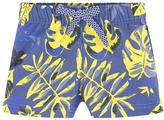 Jean Bourget Printed swim shorts