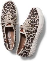 Keds Triple Leopard