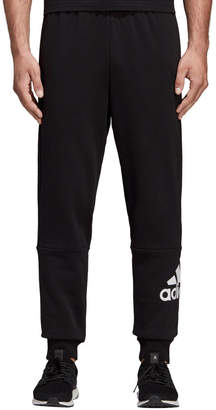 adidas Men's Must Haves French Terry Badge of Sport Sweatpants