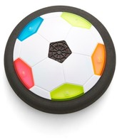 Toysmith Kid's Can You Imagine Ultraglow Light-Up Air Power Soccer Disk
