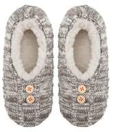 Keds Sherpa Detail Slippers