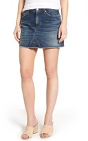 Citizens of Humanity Women's Denim Miniskirt