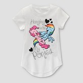 My Little Pony Girls' Pinkie Pie T-Shirt - White