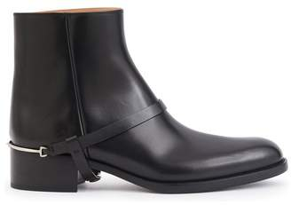 Sartore Ankle boots with spurs