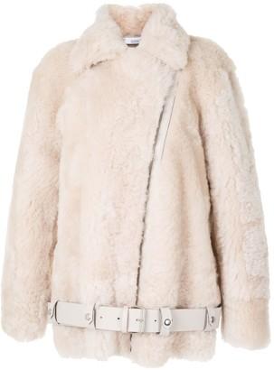 IRO Belted Wool Coat