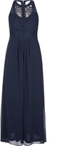 City Chic Panelled Bodice Maxi Dress