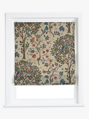 Morris & Co. Kelmscott Tree Roman Blind