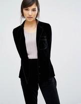Oasis Velvet Jacket