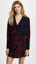 Diane von Furstenberg Crossover Dress