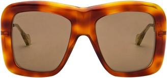 Gucci Squared Sunglasses