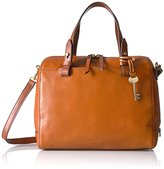 Fossil Rachel Satchel Vintage Brown