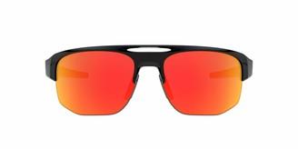 Oakley Men's OO9424F Mercenary Asian Fit Sunglasses