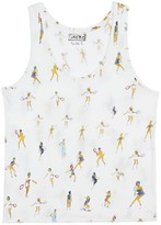 G.KERO Tennis 80 Tank Top