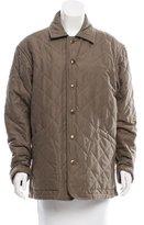 Bottega Veneta Lightweight Quilted Jacket