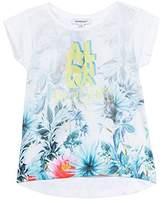 3 Pommes Girl's Aloha T-Shirt