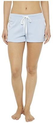 PJ Salvage Pigment Please Shorts (Sky) Women's Pajama