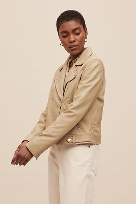 Selected Katie Leather Jacket