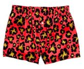 DSQUARED2 Stretch Silk Leopard Boxers