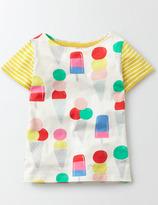 Boden Holiday Hotchpotch T-shirt