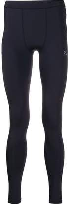 Calvin Klein logo sports leggings