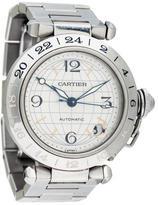 Cartier Pasha GMT Watch