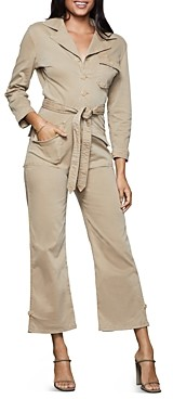 Good American Belted Utility Jumpsuit