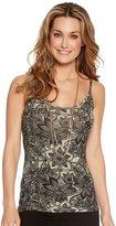 M&Co Jungle floral cami vest top