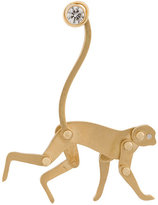 Marc Alary mini monkey diamond pendant