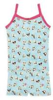 Esme Toddler's, Little Girl's & Girl's Emoji Pajama Set