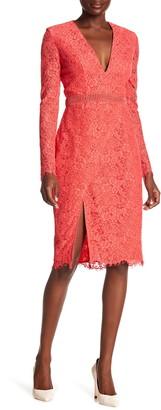 Style Stalker Sabine Lace Long Sleeve Dress