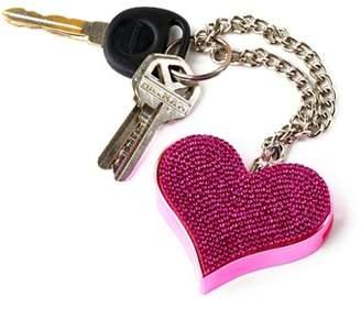 Guard Dog Security Guard Dog HeartBeat Keychain Alarm Pink
