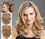 Hairdo. by Jessica Simpson & Ken Paves 20 inch Wavy Extension (H20STY) (Dark Chocolate (R6))