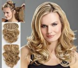 Hairdo. by Jessica Simpson & Ken Paves 20 inch Wavy Extension (H20STY) (Golden Wheat (R14/88H))