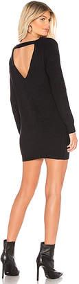 superdown Azalea Open Back Sweater Dress