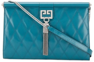 Givenchy tassel detail clutch bag