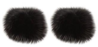 Simonetta Ravizza Fox Cuffs