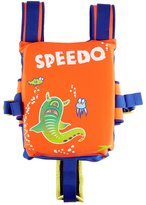 Speedo Boys' Learn To Swim Float Coach Swim Vest (24yrs) - 8126409