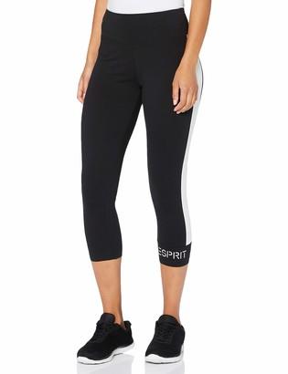 Esprit Women's ocs Sport Capri Track Pants